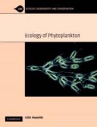 Cover Ecology of Phytoplankton