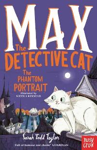 Cover The Phantom Portrait