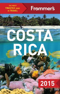 Cover Frommer's Costa Rica 2015