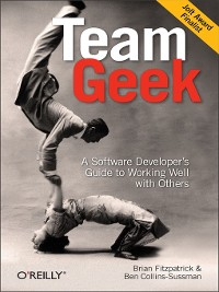 Cover Team Geek