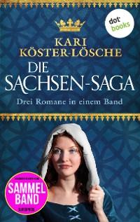 Cover Die Sachsen-Saga