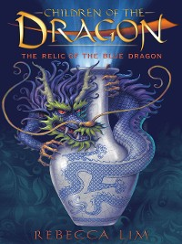 Cover The Relic of the Blue Dragon