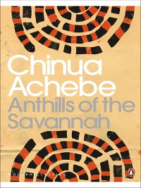Cover Anthills of the Savannah