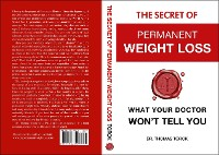 Cover The Secret of Permanent Weight Loss