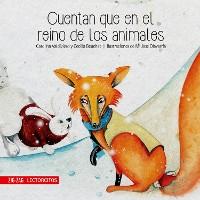 Cover Cuentan que en el reino de los animales