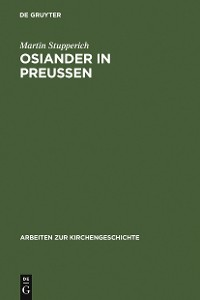 Cover Osiander in Preußen