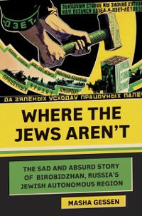 Cover Where the Jews Aren't