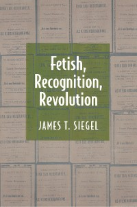 Cover Fetish, Recognition, Revolution