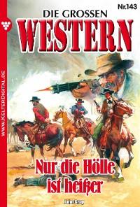 Cover Die großen Western 143