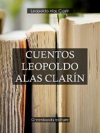 Cover Cuentos Leopoldo Alas Clarín