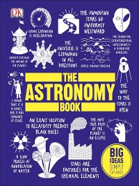 Cover The Astronomy Book