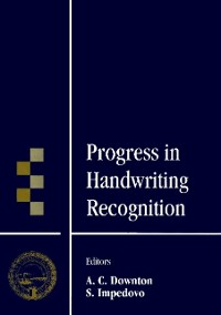 Cover Progress In Handwriting Recognition