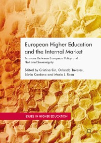 Cover European Higher Education and the Internal Market