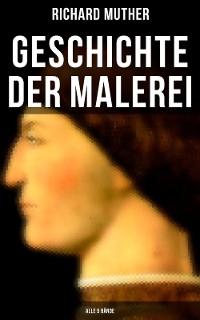 Cover Geschichte der Malerei (Alle 5 Bände)