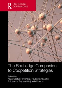 Cover Routledge Companion to Coopetition Strategies