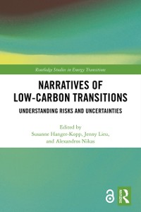 Cover Narratives of Low-Carbon Transitions