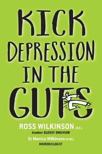 Cover KICK DEPRESSION IN THE GUTS
