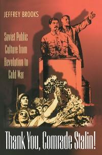 Cover Thank You, Comrade Stalin!