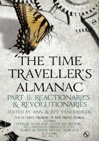 Cover Time Traveller's Almanac Part II - Reactionaries