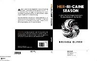 Cover Herricane Season