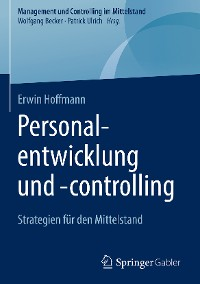 Cover Personalentwicklung und -controlling