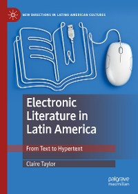 Cover Electronic Literature in Latin America