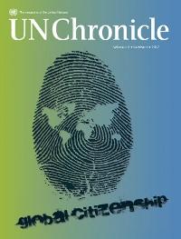 Cover UN Chronicle Vol.LIV No.4 2017
