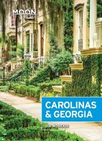 Cover Moon Carolinas & Georgia
