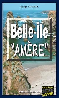 """Cover Belle-Île """"Amère"""""""