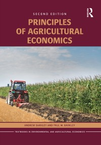 Cover Principles of Agricultural Economics
