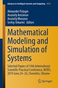 Cover Mathematical Modeling and Simulation of Systems
