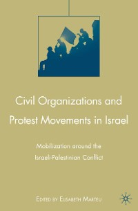 Cover Civil Organizations and Protest Movements in Israel