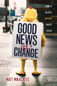 Cover Good News for a Change