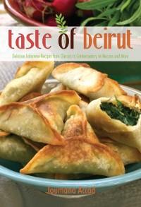 Cover Taste of Beirut