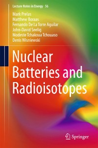 Cover Nuclear Batteries and Radioisotopes