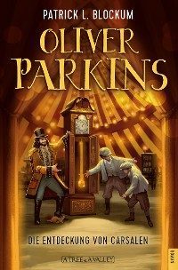 Cover Oliver Parkins