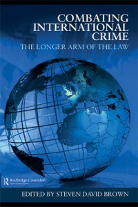 Cover Combating International Crime