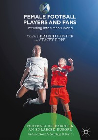 Cover Female Football Players and Fans