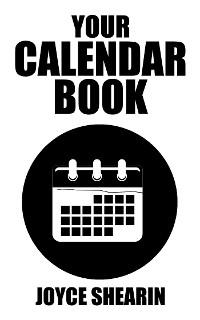 Cover Your Calendar Book