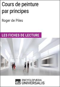 Cover Cours de peinture par principes de Roger de Piles