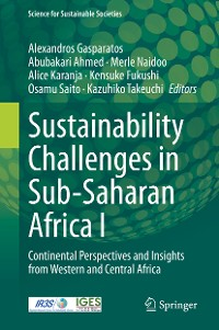 Cover Sustainability Challenges in Sub-Saharan Africa I