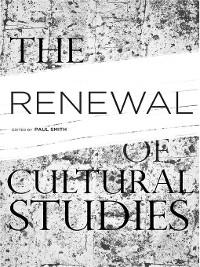 Cover The Renewal of Cultural Studies