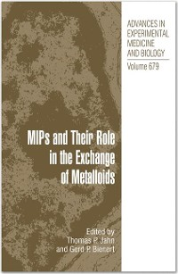 Cover MIPs and Their Roles in the Exchange of Metalloids