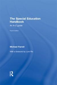 Cover Special Education Handbook