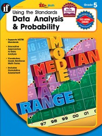 Cover Using the Standards - Data Analysis & Probability, Grade 5