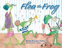 Cover Flea The Frog