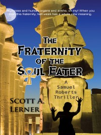 Cover The Fraternity of the Soul Eater