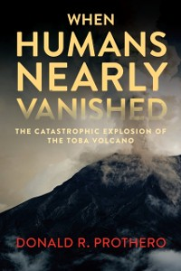 Cover When Humans Nearly Vanished