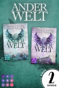 Cover Die Pan-Trilogie: Der Sammelband der Anderwelt-Dilogie (Spin-off)