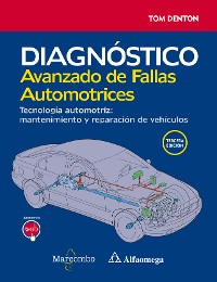 Cover Diagnóstico avanzado de fallas automotrices.